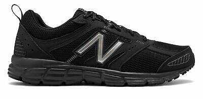 New Balance Men's 430 Shoes Black with Grey