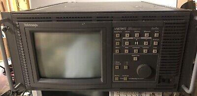 Tektronix Vm700t Video Measurement Set Options 1 11 40 30 48