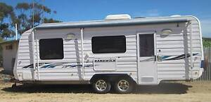 2009 Newlands Concept Caravan - great condition Moonta Bay Copper Coast Preview