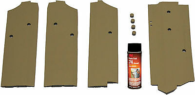 John Deere 55 Series Tan Corner Post Kit Fits 4055 4255 4455 4755 4955 Etc