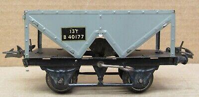 Hornby No. 50 13T 40177 Tin Hopper Wagon Car O-Gauge