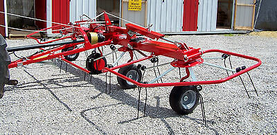 New Enrossi G4v520 Pth 17 Ft. Hydraulic Fold Hay Tedder---can Ship Cheap