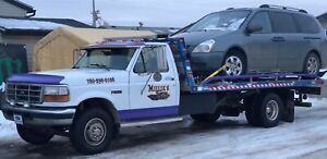 Towing service and unwanted vehicle removal