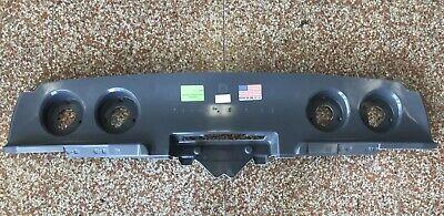 68-73 Corvette Tail Light Panel (Fiberglass) (U.S. Made) 68 Tail Light Panel