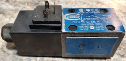 VS5M-1A-G-42L-K, Continental Hydraulics, Solenoid Valve