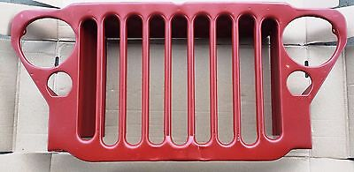"""Jeep Military WWII Ford GPW """"F"""" Marked A3615 Reproduction Grill, G503"""