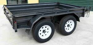 8x5 Australian Made Heavy Duty Quality Tandem Austrailers Trailer Brisbane City Brisbane North West Preview