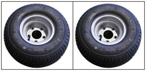 Triton 18.5 X 8.50-8 (215/60-8) 02435 Class C Snowmobile Trailer Tire - Pair