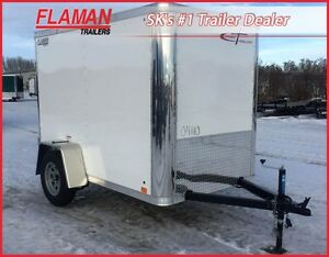 2017 Cross Trailers Alpha58SA Enclosed Cargo Trailer