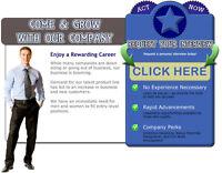 Enjoy A Rewarding Career
