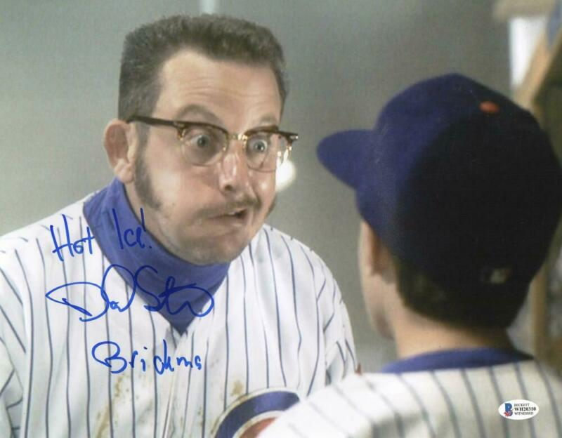 DANIEL STERN SIGNED ROOKIE OF THE YEAR 11X14 PHOTO INSCRIPTION AUTO BECKETT A