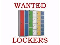 LOCKERS WANTED