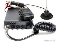 Cb radio wanted