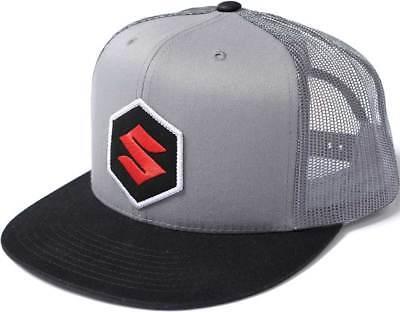 Factory Effex Suzuki Mark Snapback Hat  Mens