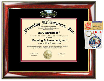 - Rutgers University New Brunswick Diploma Frame campus photo College Degree Gift