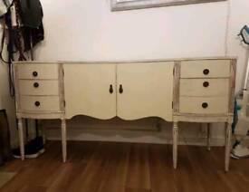 Tv cabinet side dresser