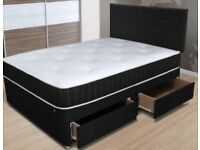 New divan beds clearance sale