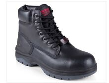Dunlop 'Mallet' steel cap leather boots. Soldiers Point Port Stephens Area Preview
