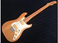Rare , superb 1980's Hondo All Star H- 702 Electric guitar (Fender Bullet MK II Copy) for sale