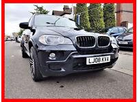 7 Seater --- 2008 BMW X5 3.0 d - M Sport --- Diesel Auto -- 85000 Miles ---alternate4 q7 range rover