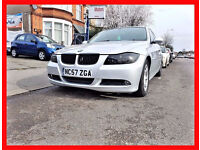 Diesel ----- 2007 BMW 3 Series 2.0 318d SE ----- New MOT ----- Part Ex OK ----- BMW 318 d 3 Series