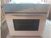 Bush Built-in Oven - Hardly Used - Good Condition