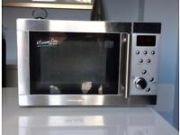 Microwave Oven with Grill