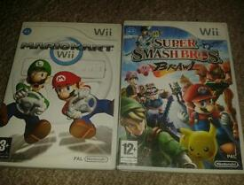 2x GREAT WII GAMES. *May swap*