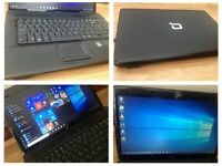 CAN DELIVER as new condition fast working laptop HP with warranty, Windows 10 Pro Office Antivirus