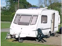 Abbey Aventura 315, 2004, 2 berth, with Motor Mover, Full awning, other equipment. Ready to Roll!