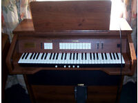 Ahlborn SL-100 Compact Digital Pipe Organ Mint !!!MAKE AN OFFER!!!