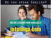 ★ Online English Lessons ★ with fully qualified and experienced private teacher