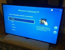 42in Samsung 1080p LED TV FREEVIEW HD