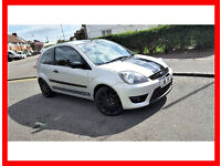 2006 Ford Fiesta 1.6 Zetec S 3dr --- Manual --- Part Exchange Welcome --- Drives Good