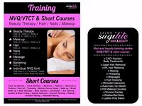 Beauty Courses/VTCT Courses/Short courses/Day courses