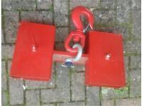 5 Tonne ( 5000kg ) Large Forklift Lifting Hook Attachment