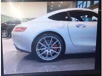 """Mercedes Amg alloys wheels 18"""""""