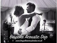 BESPOKE ACOUSTIC DUO - WEDDINGS, PARTIES AND EVENTS - ALL OF UK