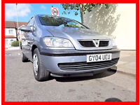 7 Seater ----- Vauxhall Zafira Automatic ----- 79000 Miles ----- Part Exchange Welcome ----- Zafira