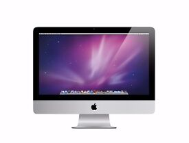 iMac (21.5 inch) 2.5 GhX Intel Core 15. 4 GB 1333 MHz DDR3. 512 MB graphics.