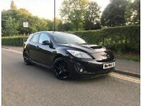 2009 Mazda 3 MPS 2.3 Black 48K HPI CLEAR