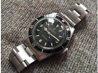 Vintage Rolex Submariner 6200 Explorer dial James Bond 1950s 1960s