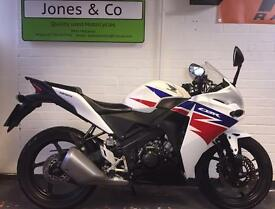 Honda Cbr125r 2014 Delivery Available. Only 8546 miles best you'll find