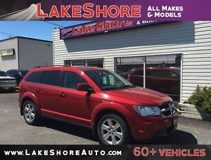 2009 Dodge Journey GREAT VEHICLE LOW KMS GREAT BUY