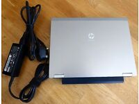 "Very Fast HP EliteBook 2540p 12.1"" Laptop Intel Core i7-640L 2.13GHz 128GB SSD 6.0GB DDR3 RAM"