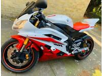 Yamaha r6 (limited edition)