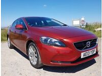 Volvo V40. Fantastic car in excellent condition. High spec, new front tyres. Move abroad forces sale