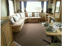 STATIC CARAVAN SITED AT CRIMDON DENE HOLIDAY PARK , FINANCE OPTIONS AVAILBLE SUBJECT TO STATUS*