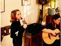 Vocal coach, singing teacher, music lessons - Singing with Bronwyn