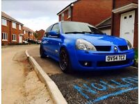 Renault Clio sport 2004 182 Cup